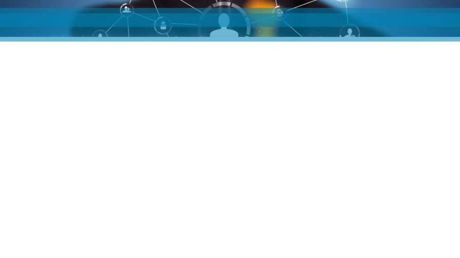 IT科技社交媒体PPT封面图片的第2张目录图片