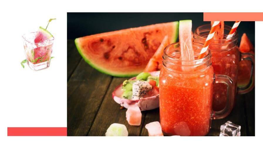 summer美食之西瓜介绍宣传PPT模板的第5张内容图片