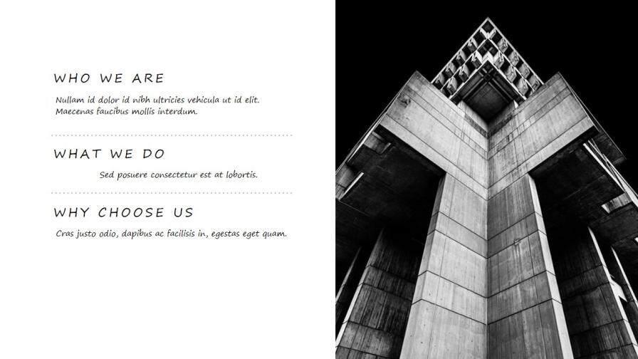202X杂志风风景图工作汇报PPT模板的第5张内容图片