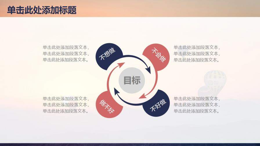 202X商务工作年终计划总结汇报动态PPT模板的第5张内容图片